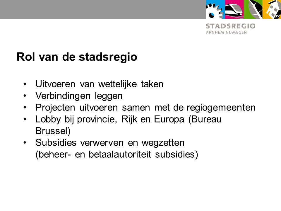 Breng Direct Breng Buurt Openbaar vervoer 2013-2022 OV concessie