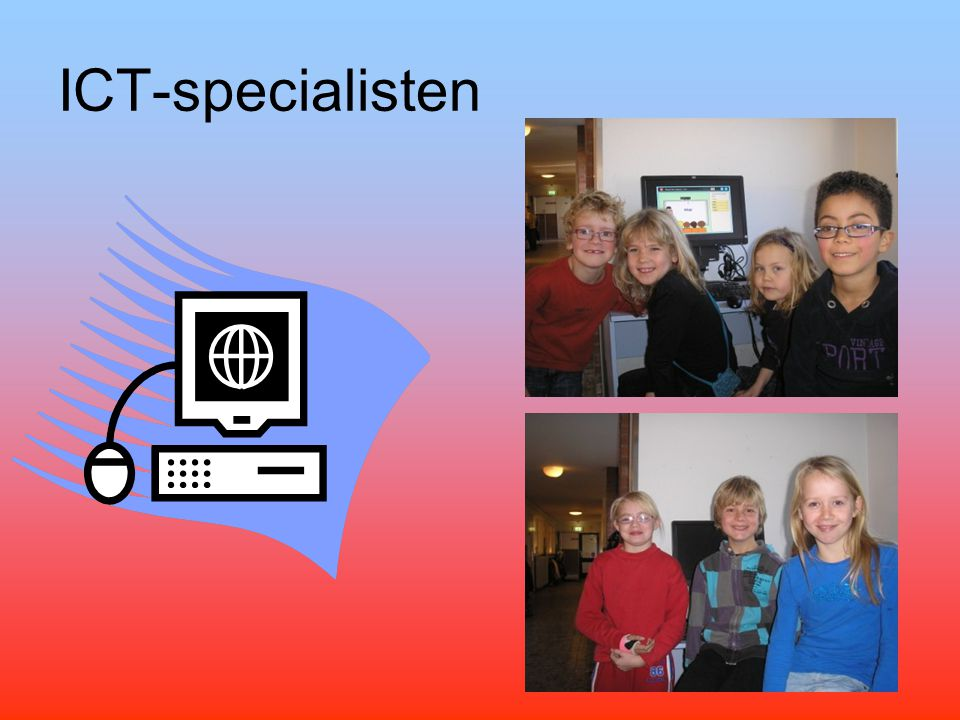 ICT-specialisten