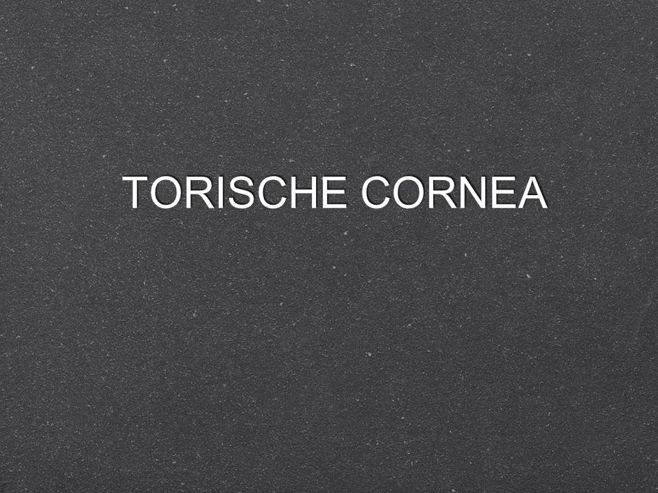 TORISCHE CORNEA