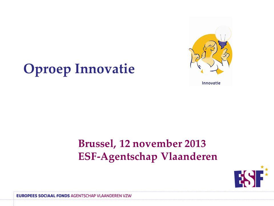 Contactgegevens  Catherine Bonnarens catherine.bonnarens@esf.vlaanderen.be of via 02/546.22.09 (oproepbeheerder)  Helpdesk esfsupport@vlaanderen.be (ESF-applicatie)