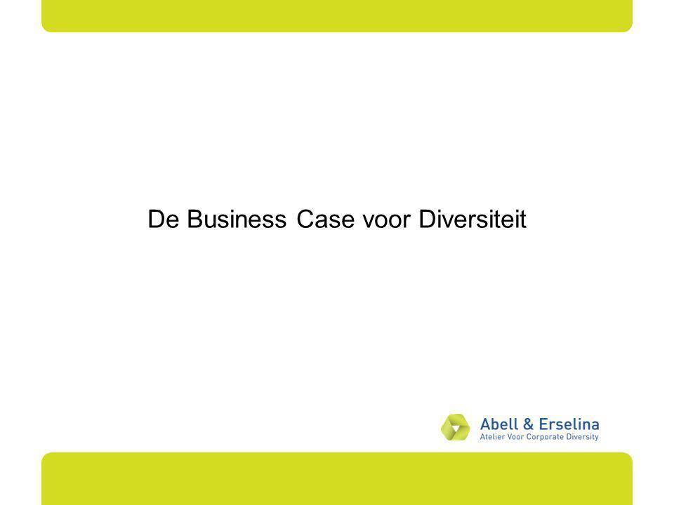 De Business Case voor Diversiteit