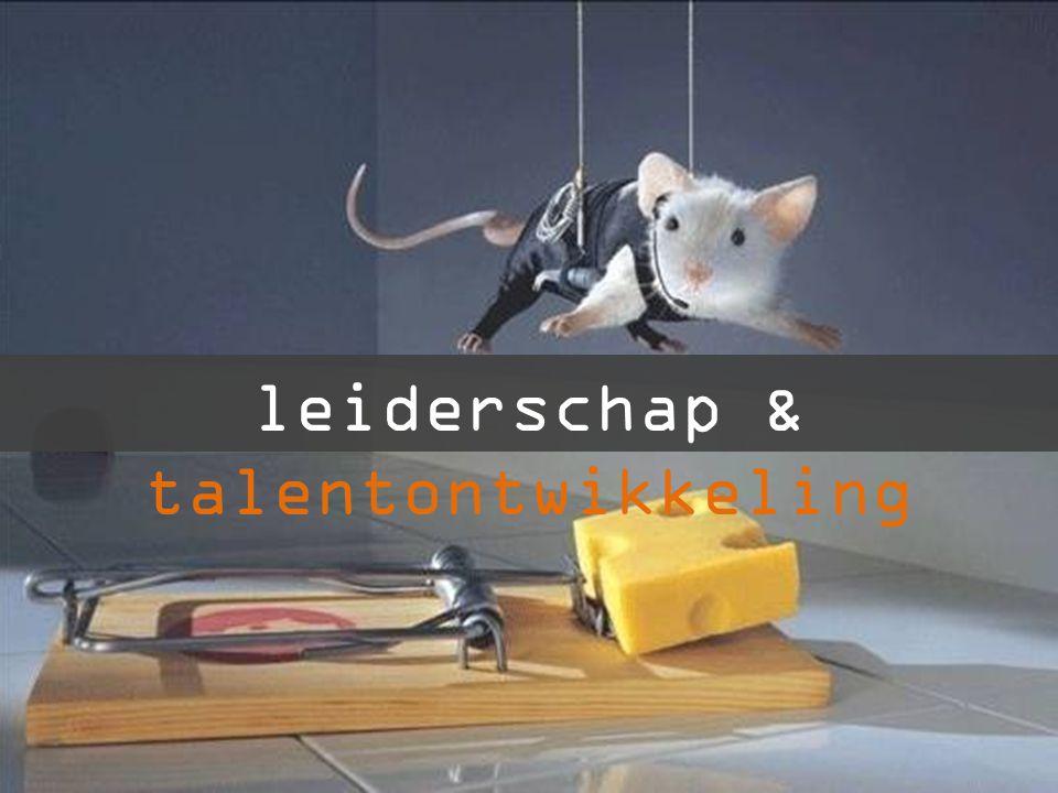 leiderschap & talentontwikkeling