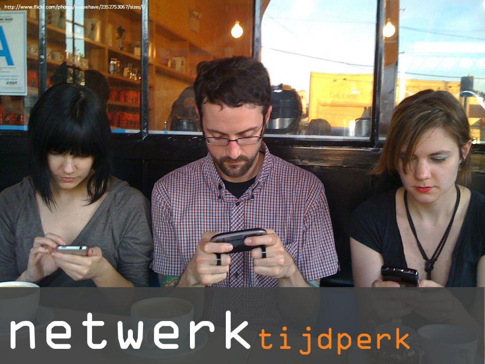 netwerk = macht