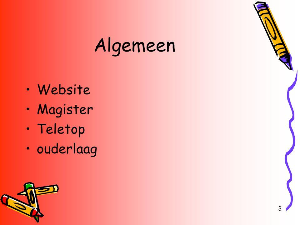 3 Algemeen Website Magister Teletop ouderlaag