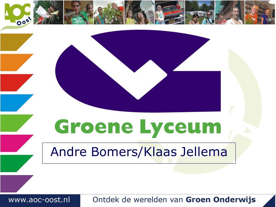 Andre Bomers/Klaas Jellema