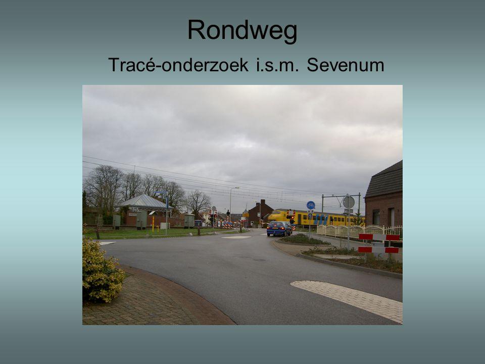 Rondweg Tracé-onderzoek i.s.m. Sevenum