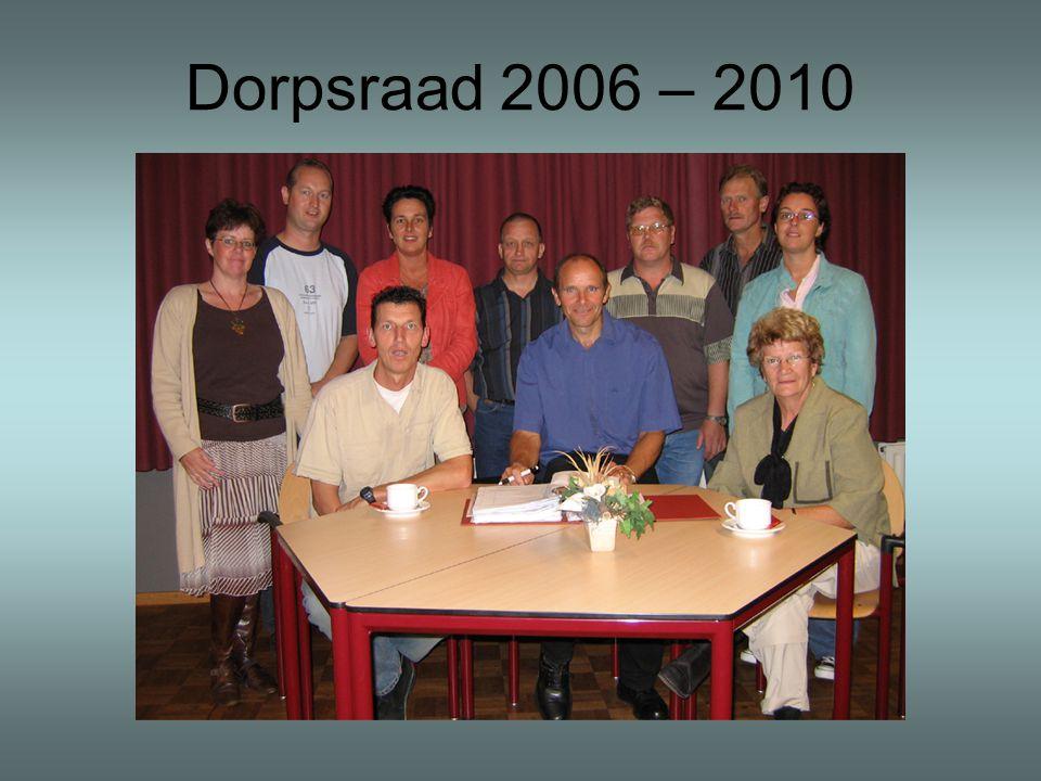 Dorpsraad 2006 – 2010