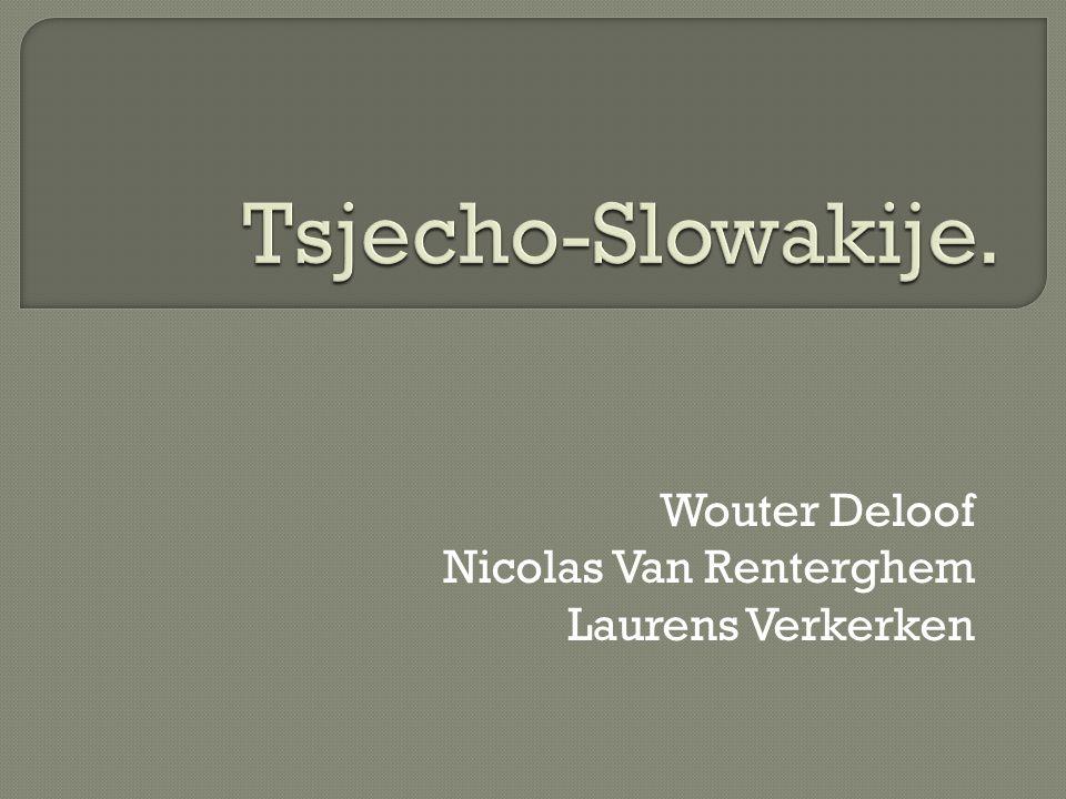  1948 – 1968  Tsjecho-Slowakije  Alexander Dub č ek  Communisten