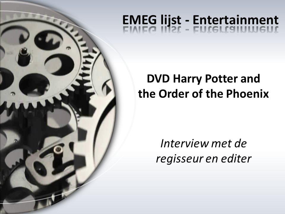De Harry Potter-filmserie is gebaseerd op zeven boeken van de Engelse schrijfster J.K.