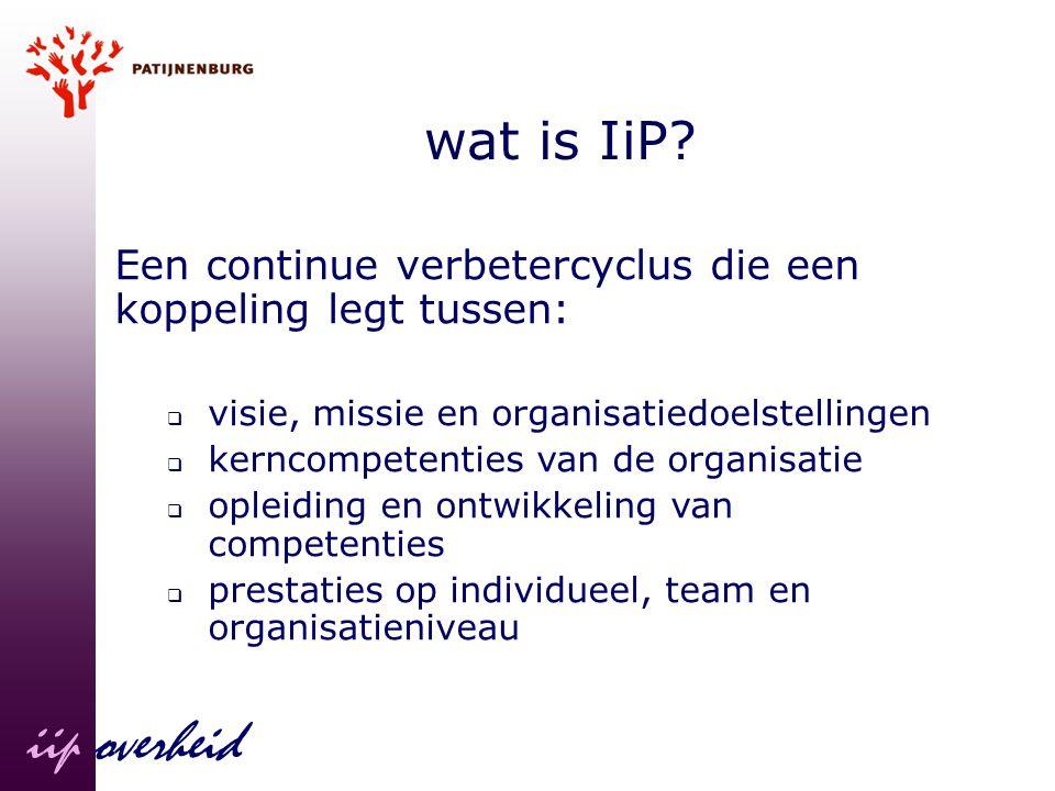 Wat doet IiP.