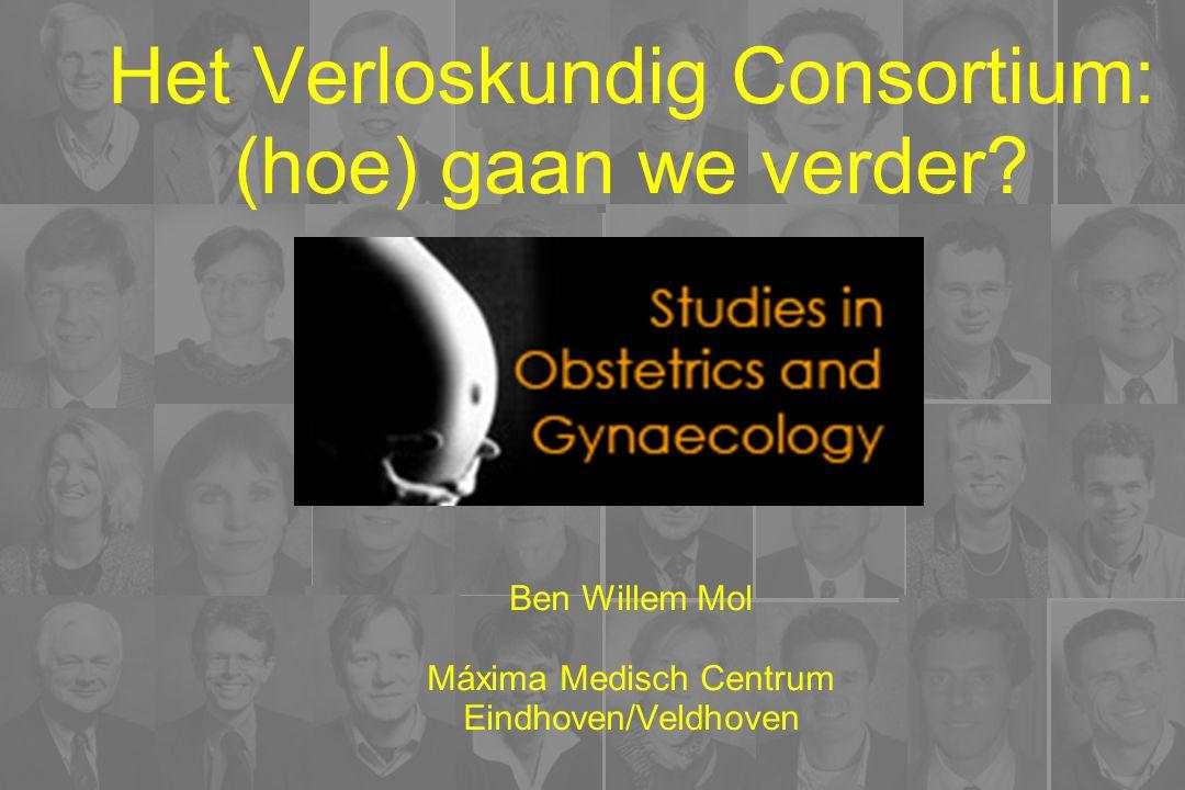 Het Verloskundig Consortium: (hoe) gaan we verder.