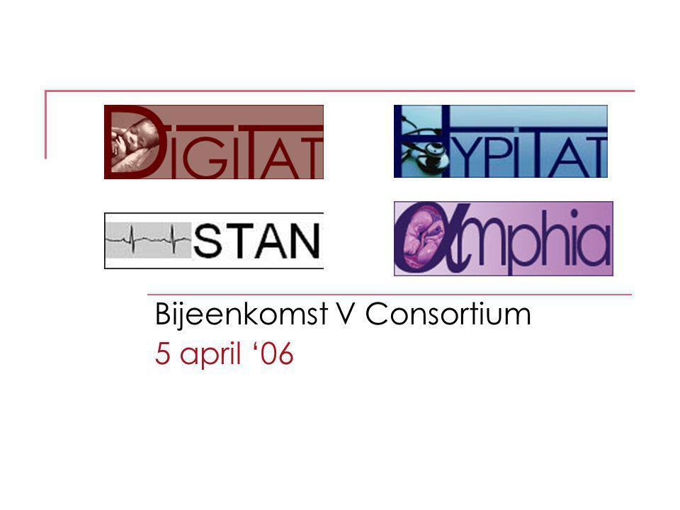 Bijeenkomst V Consortium 5 april '06