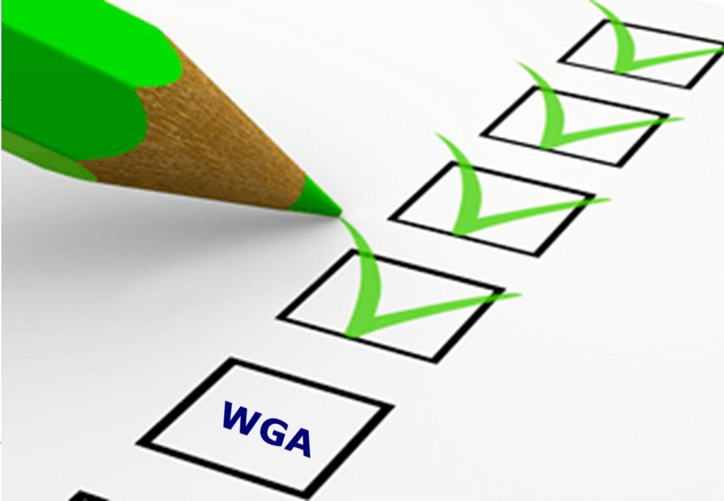 Premiejaar 2013 WGA-vast… WGA-VASTPRIVAATPUBLIEK werkgevers met vast personeel minimale en maximale premie afhankelijk van bedrijfsgrootte ERD WGAgedifferentieerde premie