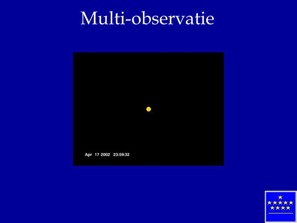 Multi-observatie