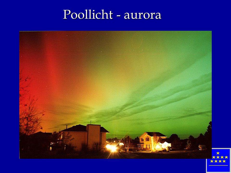 Poollicht - aurora