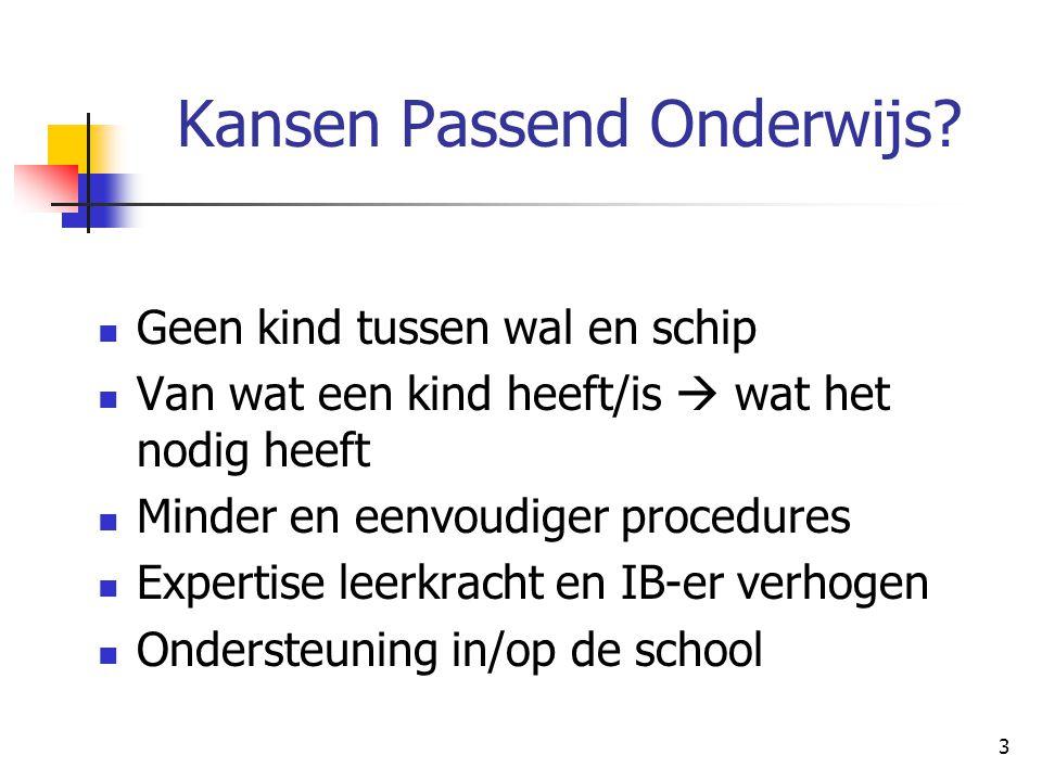 4 HGW: 7 uitgangspunten 1.Onderwijs/opvoedbehoeften centraal 2.Wisselwerking en afstemming 3.Leerkracht doet ertoe; ondersteuningsbehoeften.