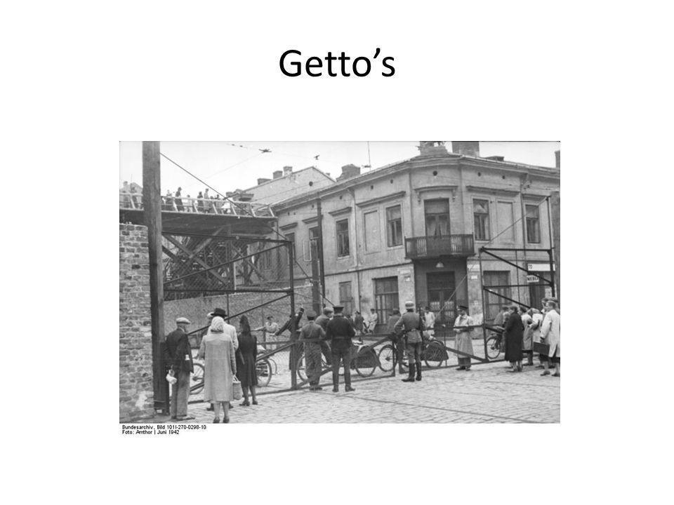 Getto's