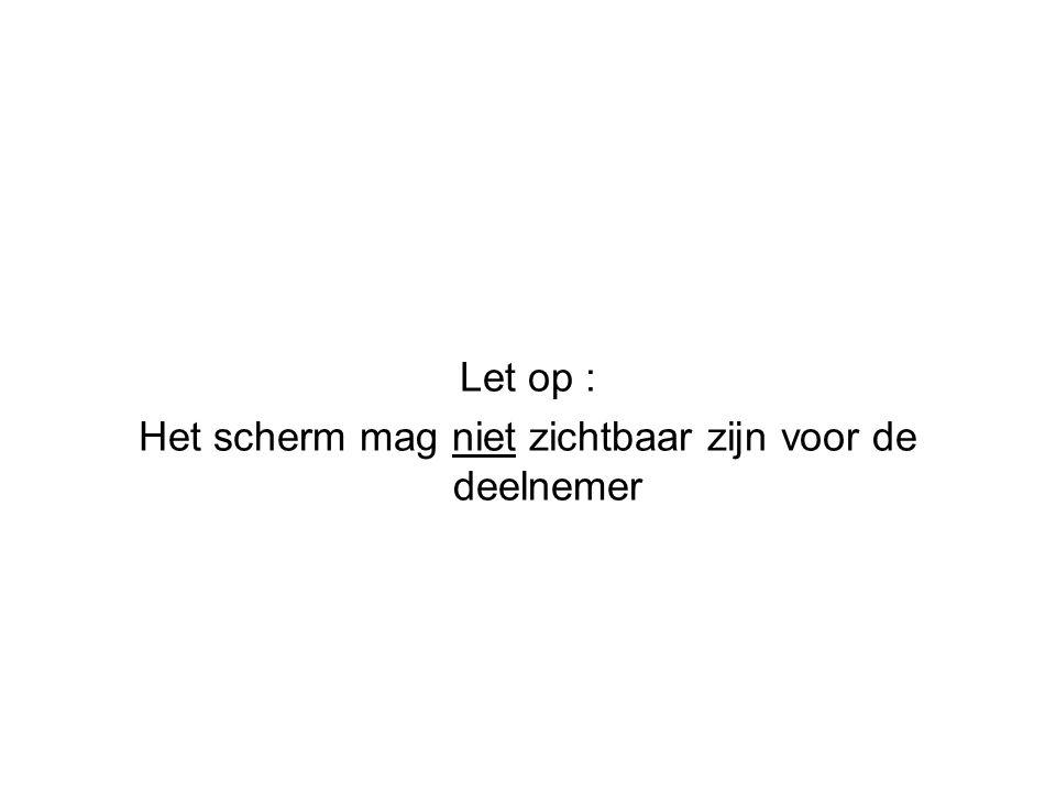 Fonologische herkenning en verwerking Omkeren © Pieter Depessemier en Caroline Andries & Garant-Uitgevers nv.