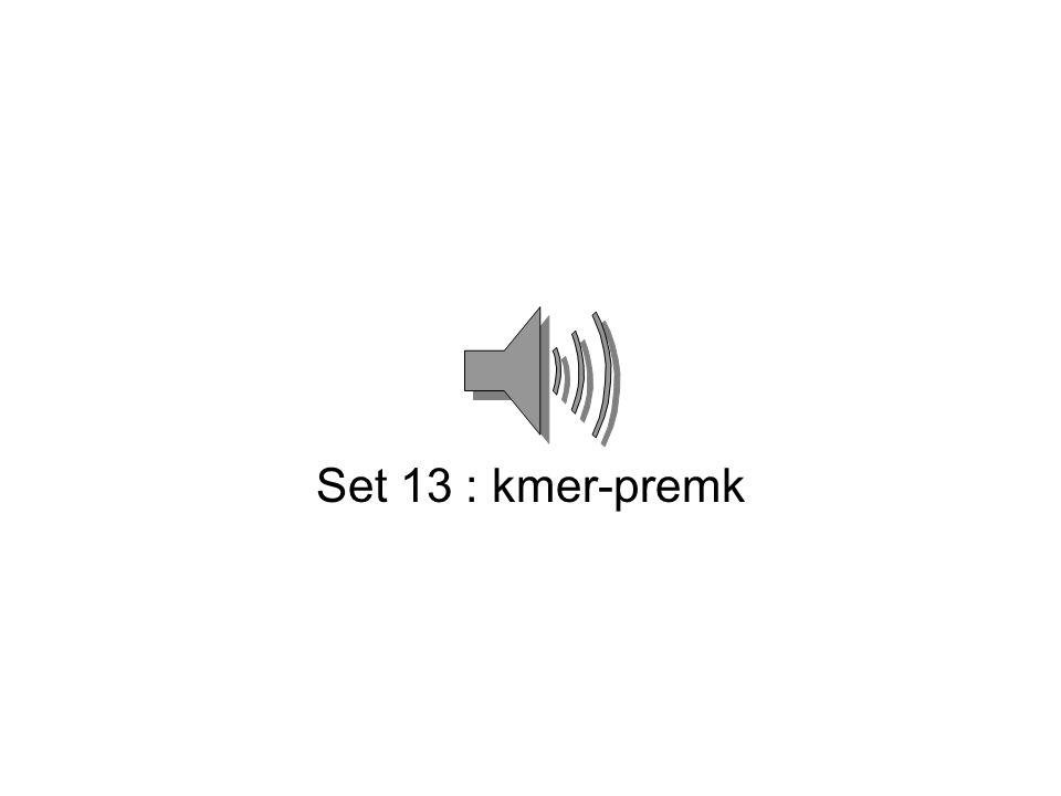 Set 12 : mol-gol