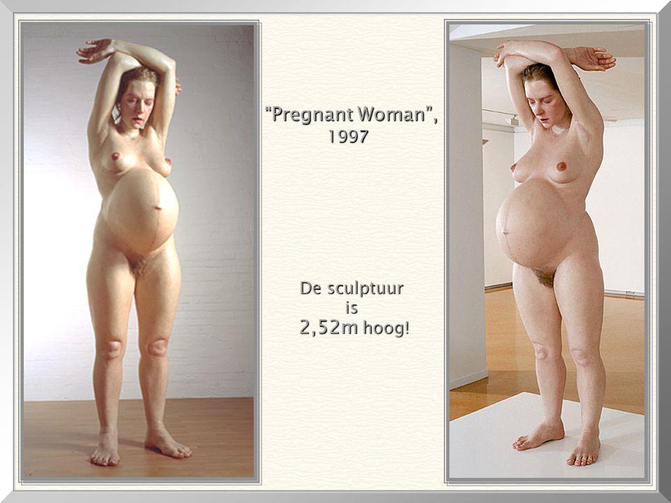 Pregnant Woman , 1997 1997 De sculptuur is 2,52m hoog! 2,52m hoog!