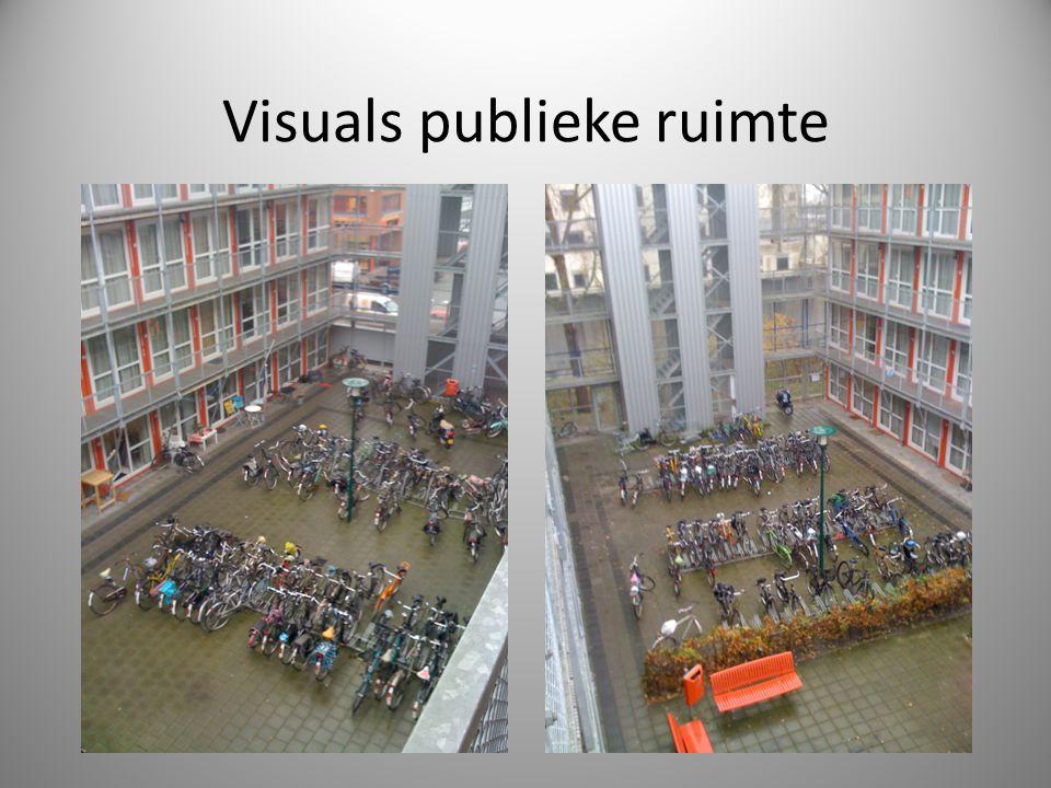 Visuals publieke ruimte