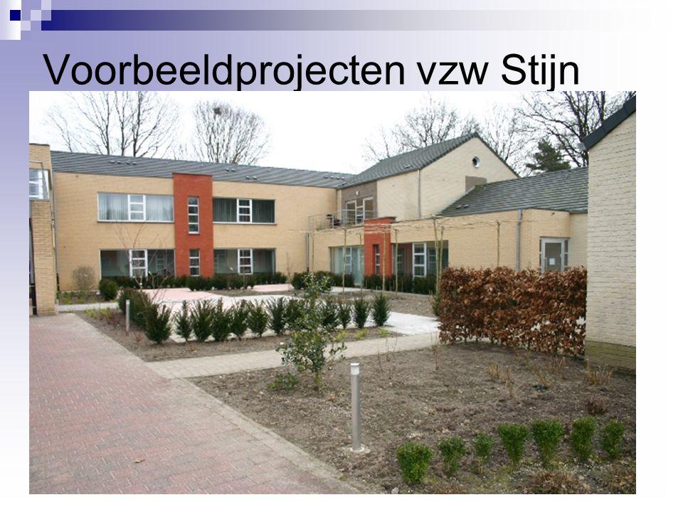 Voorbeeldprojecten vzw Stijn