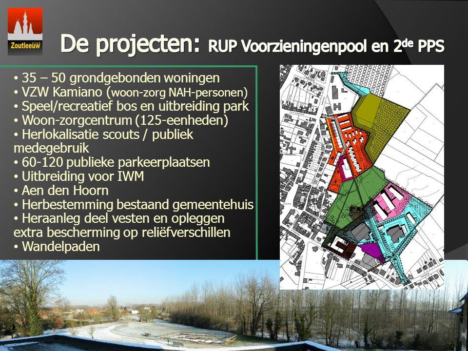 7 Truiderpoort Bastion Courtine (Gordijn) Ravelijn Redan Kruittoren Diester- poort Kroon- werk Ravelijn Wapen- plaats Walgracht Namen die verwijzen naar oude vestingswerken in het plangebied: