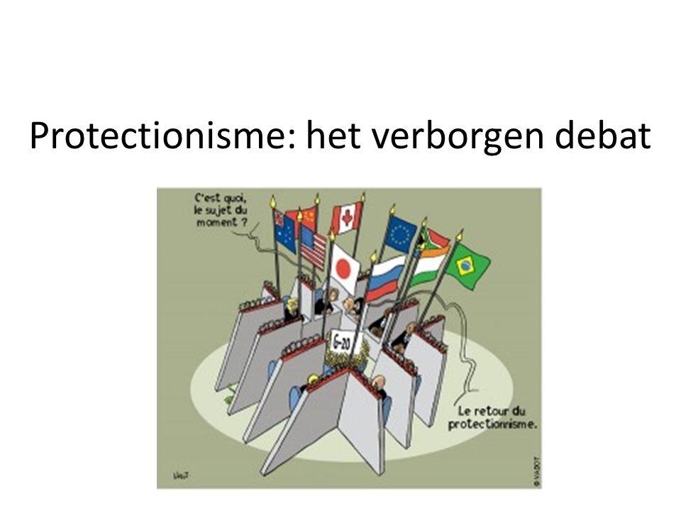 Protectionisme: het verborgen debat