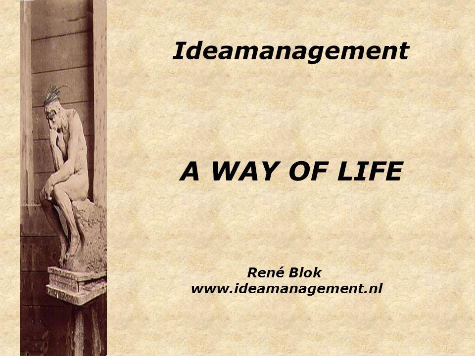 Hoe kun je Ideamanagement (anders) doen.Schep een echt creatief klimaat voor de medewerkers.