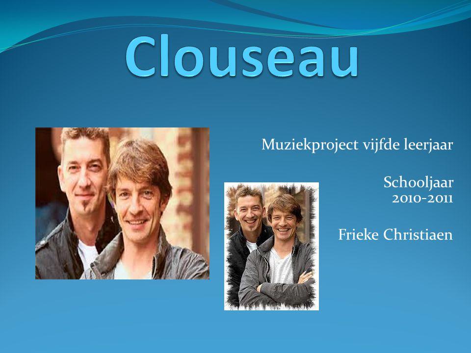 Muziekproject vijfde leerjaar Schooljaar 2010-2011 Frieke Christiaen