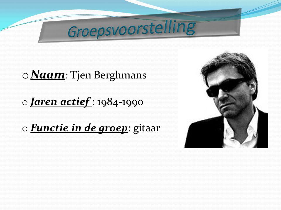 Album:Vonken en vuur (2007) Album:Clouseau 20 (2007) Album:97*07 (2008) Album:Zij aan zij (2009)