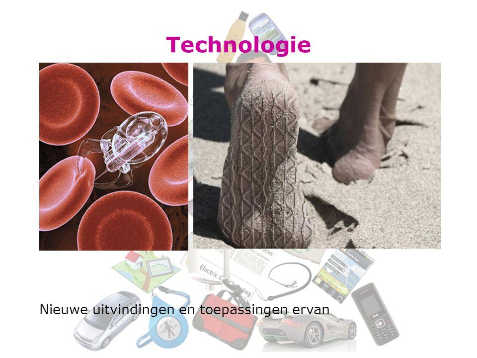 Technologie Nieuwe uitvindingen en toepassingen ervan