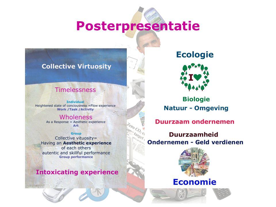 Posterpresentatie