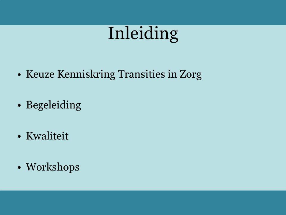 Actieprogramma Toolkit Transitiepolikliniek Transitiecoördinator