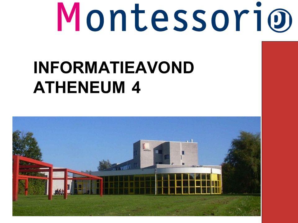 INFORMATIEAVOND ATHENEUM 4