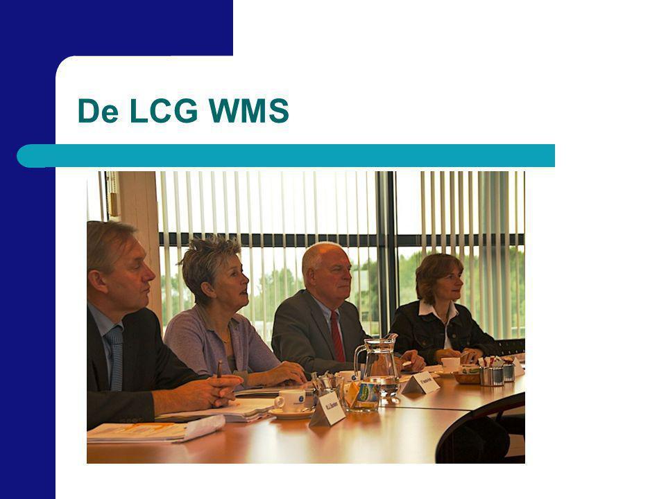 De LCG WMS