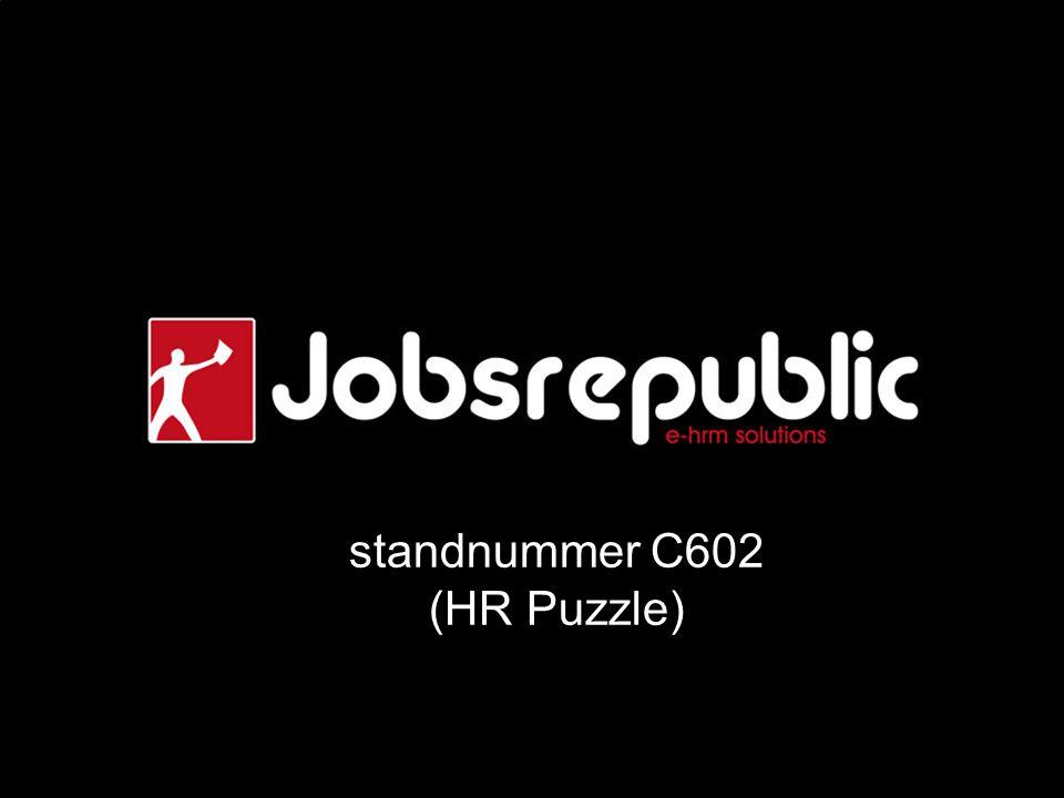 standnummer C602 standnummer C602 (HR Puzzle)