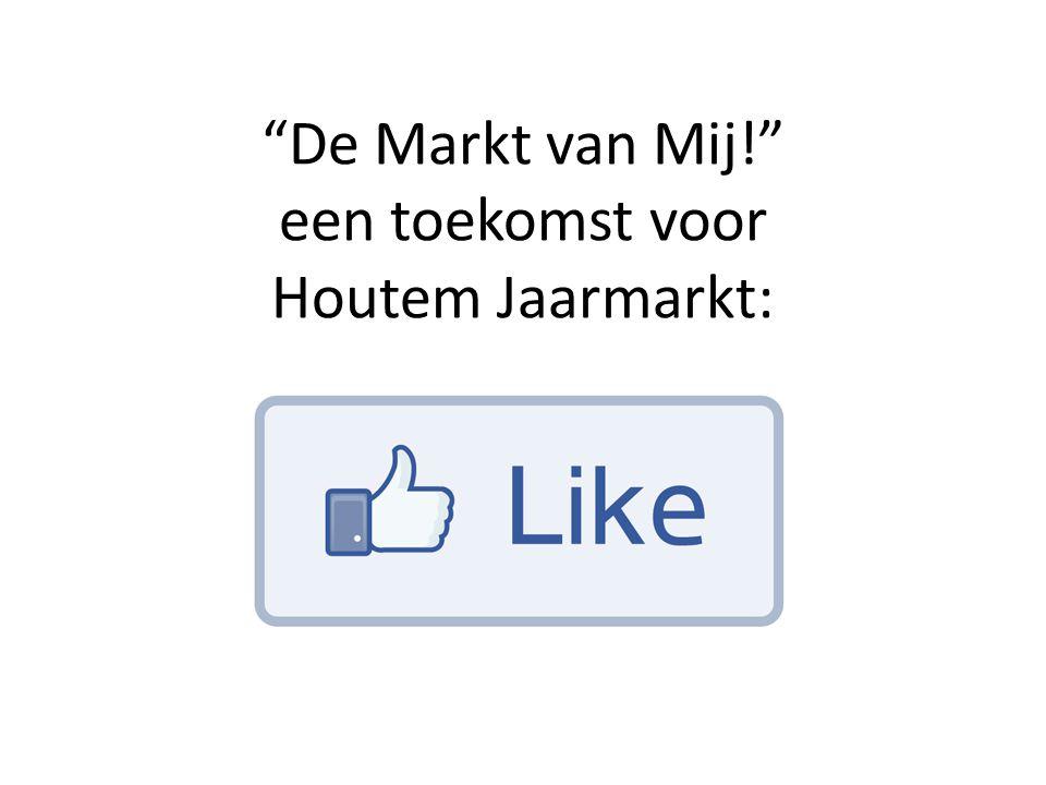 De Markt van Mij! een toekomst voor Houtem Jaarmarkt: