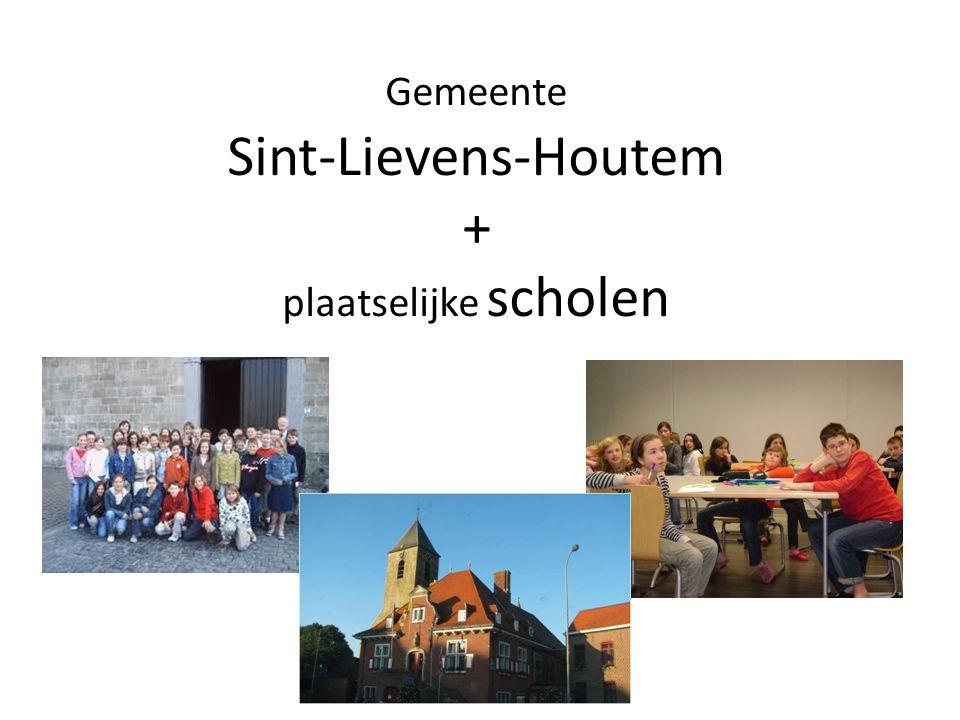 Gemeente Sint-Lievens-Houtem + plaatselijke scholen