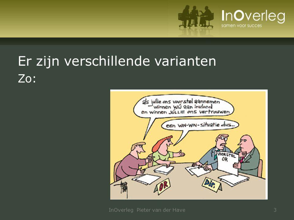Of zo: InOverleg Pieter van der Have4