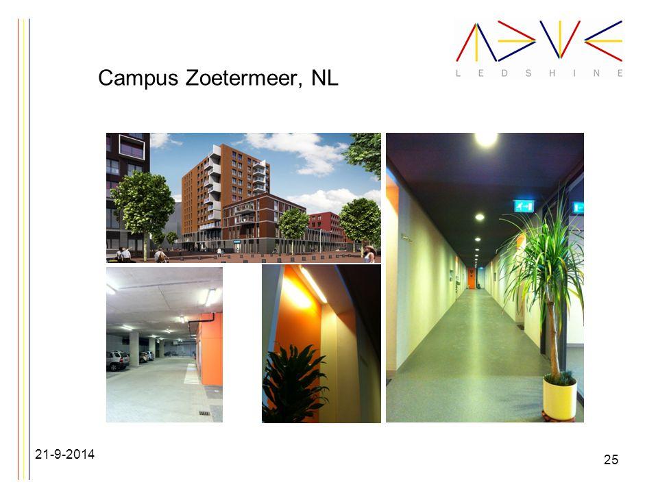 Campus Zoetermeer, NL 21-9-2014 25