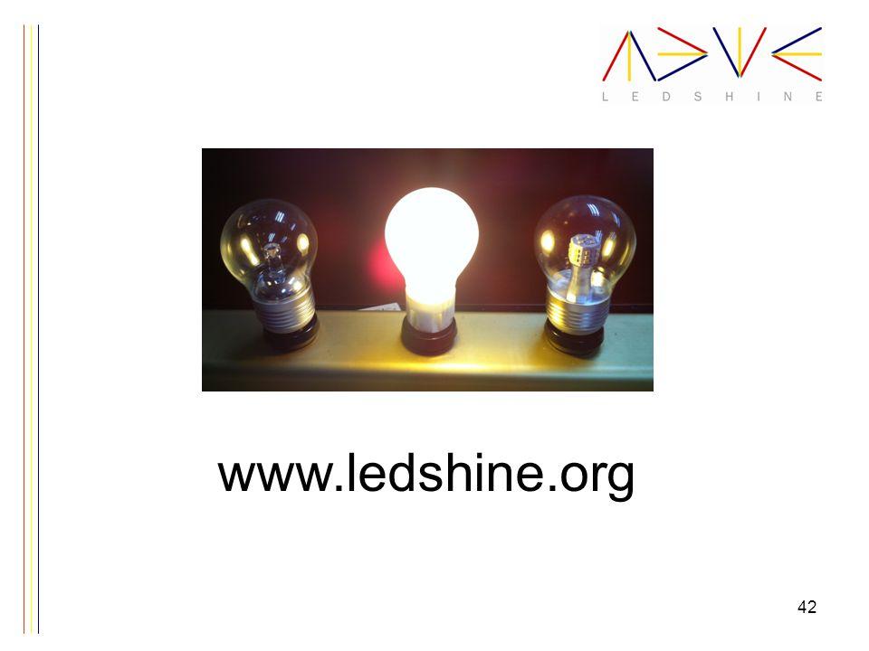 42 www.ledshine.org