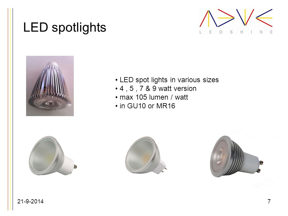 Other type LED 21-9-20148