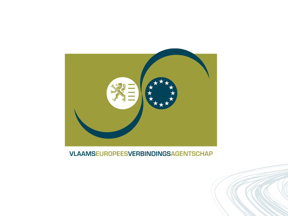 Europese subsidies Joke Hofmans Vlaams-Europees verbindingsagentschap 24 mei 2012
