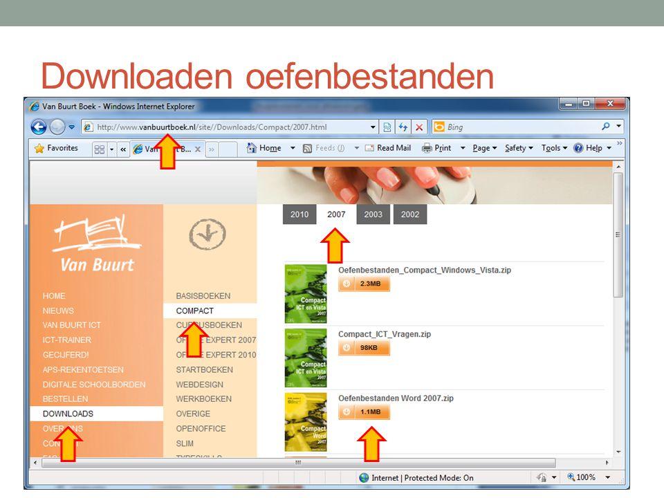 Hoofdstuk 1 Snelmenu Lint (minimaliseren) Office menu Opties voor Word