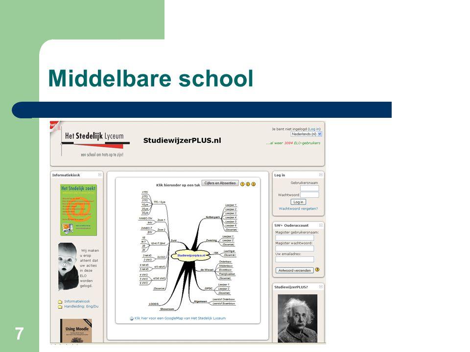 7 Middelbare school