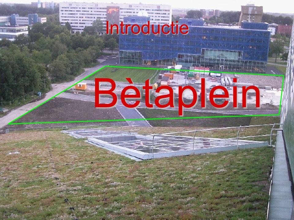 op weg naar een duurzame zernike campus 21 September 201421 September 201421 September 2014Jelmer Samplonius3 Introductie Bètaplein