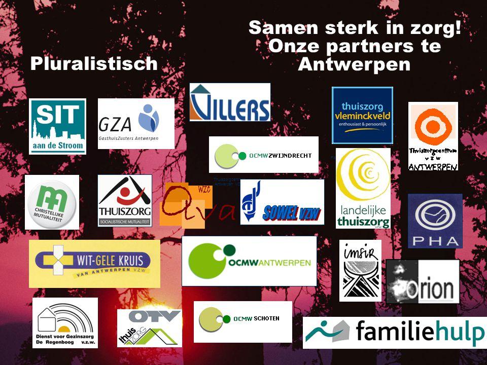Pluralistisch Thuiszorgcentrum Antwerpen VZW GVA GroupSociale Familiezorg Samen sterk in zorg.