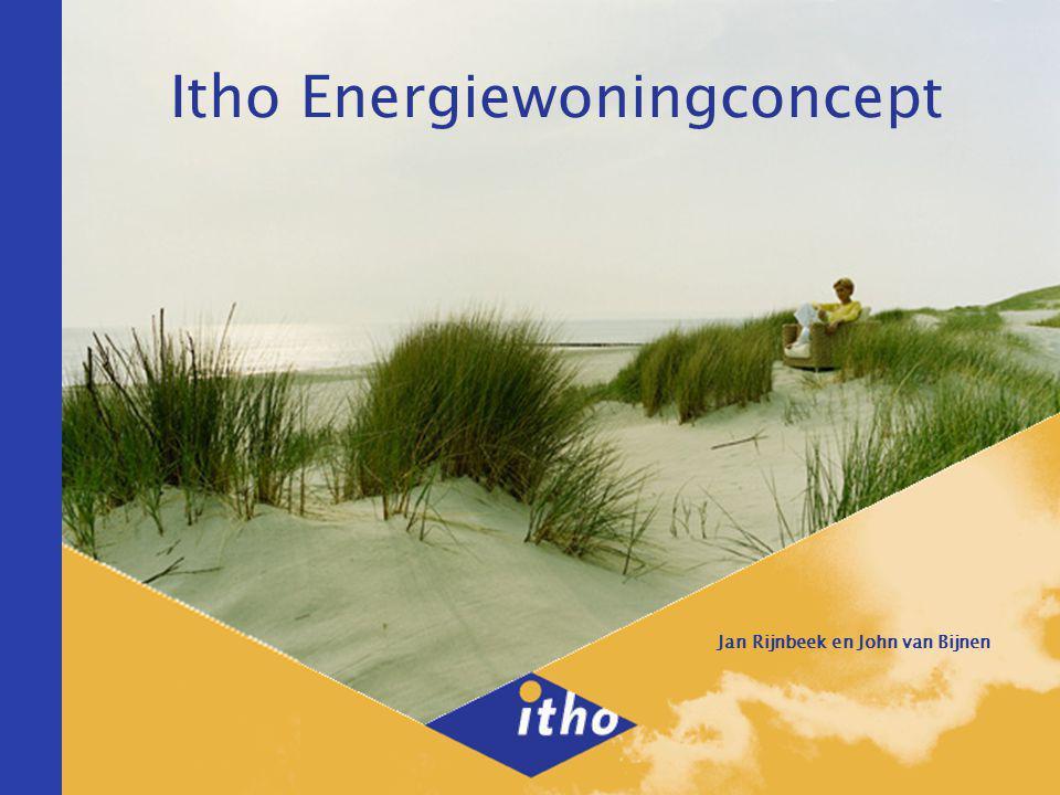 Itho Energiewoningconcept Jan Rijnbeek en John van Bijnen