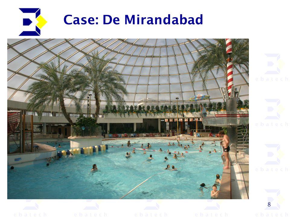 8 e b a t e c h I N G E N I E U R S B U R E A U Case: De Mirandabad